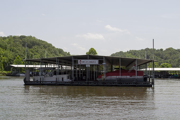 Commercial Dock, Richs Dock Company, Lake of the Ozarks